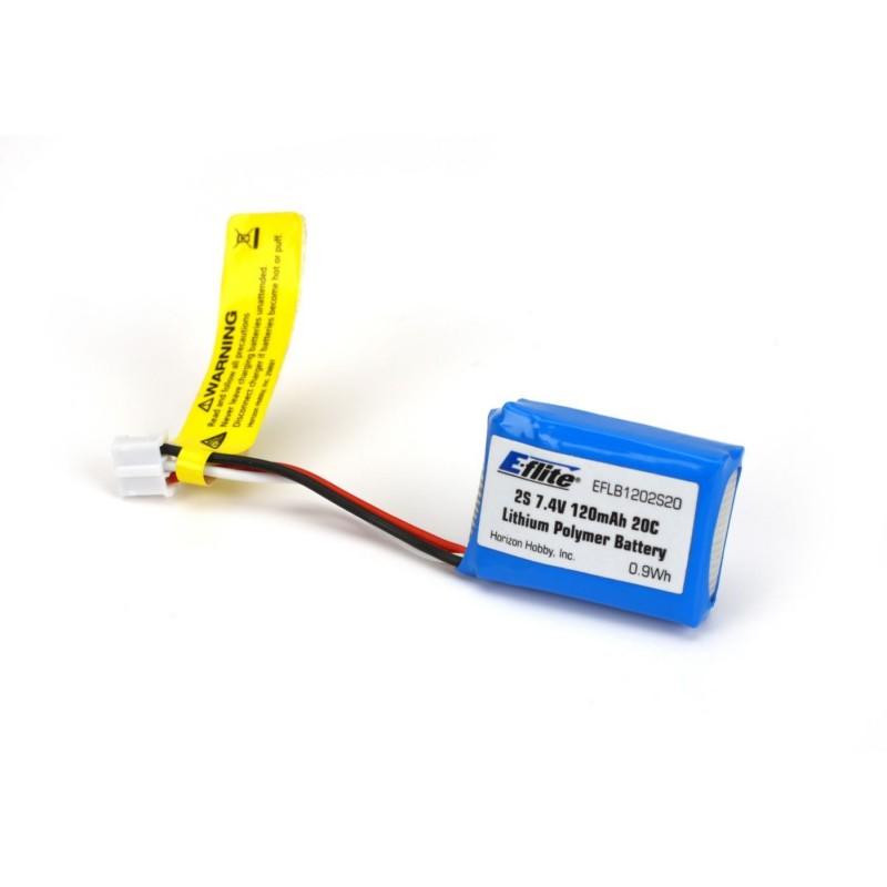Micro Beast -LiPo 120mAh 2S 7.4V