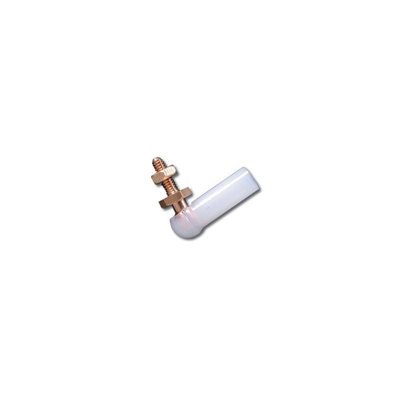 Chape mini à rotule décalée M2 (5p)