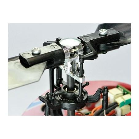 Precision CNC Aluminum Main Rotor Hub w/Button