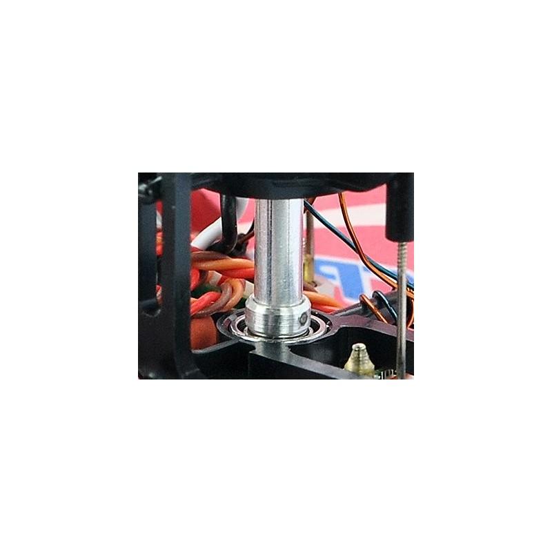 Precision CNC Hollow Aluminum Main Shaft/Collar set