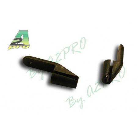 CLIP NYLON 2mm (10pcs)
