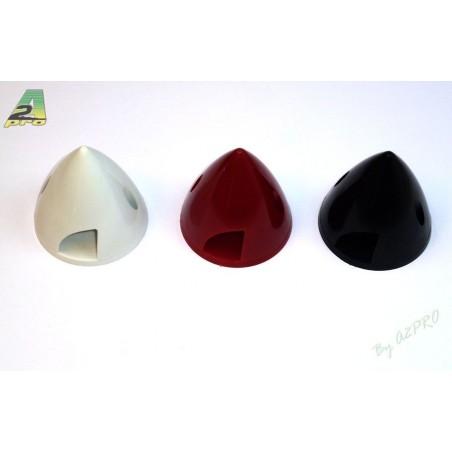 Cône Plastique 45mm rouge