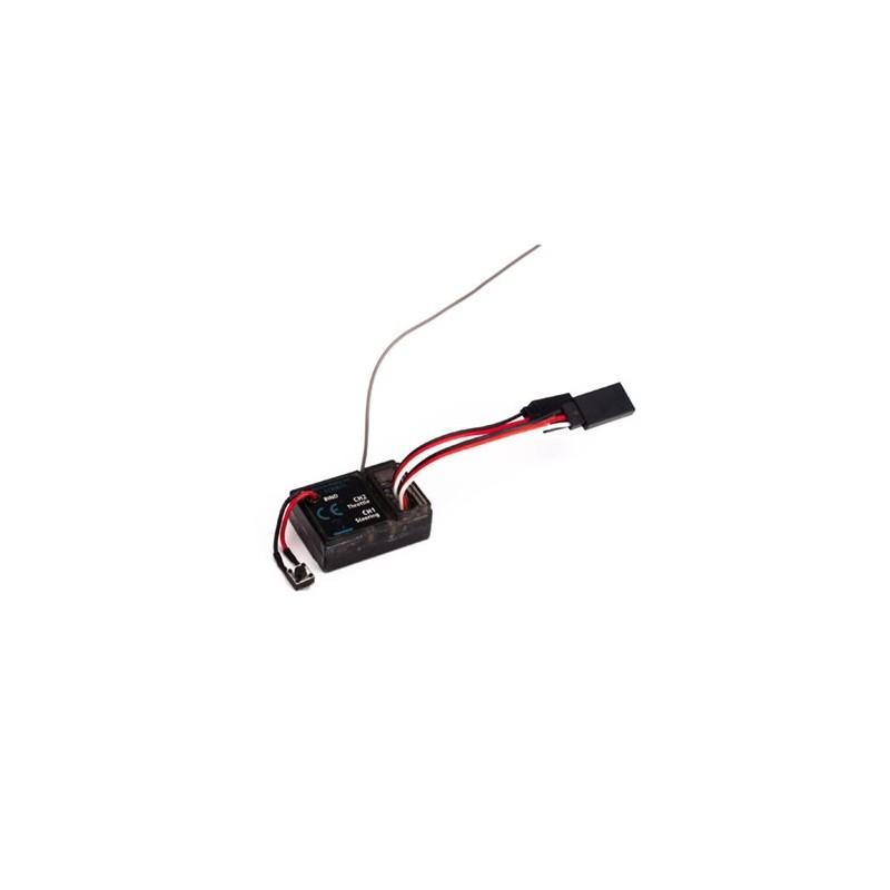 ECX -Récepteur 2.4GHz étanche 2 voies