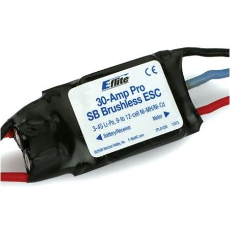 Contrôleur Brushless 30A Pro Switch-Mode BEC (V2)