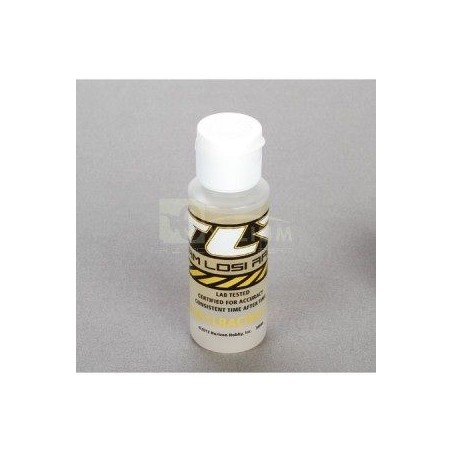 Huile silicone d'amortisseur, 60wt, 60 ml