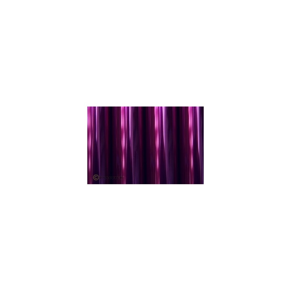 ORACOVER VIOLET TRANSPARENT 2M