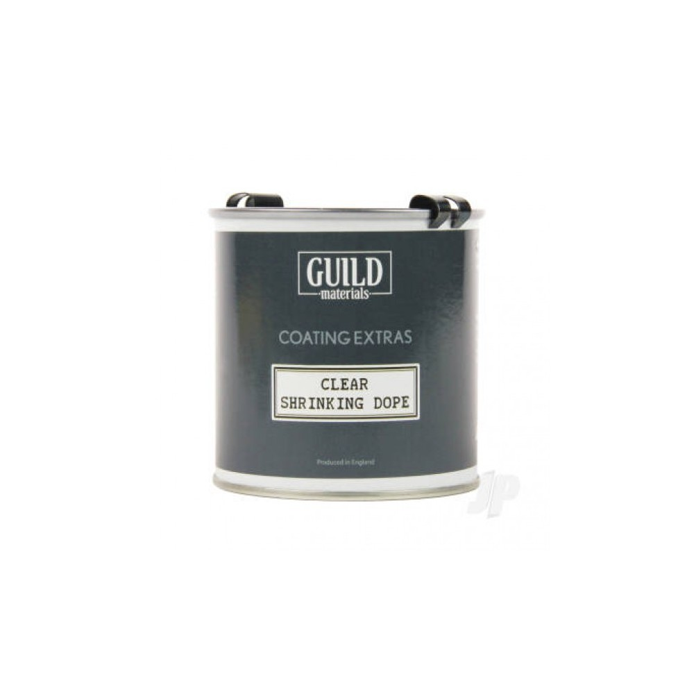 Guild Material Clear Shrinking Dope 250 ml