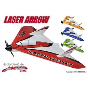 Axion RC - Laser Arrow rouge en KIT