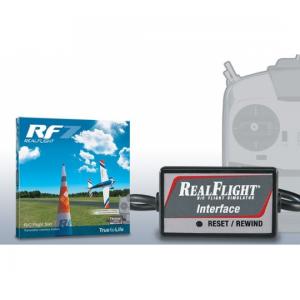 SIMULATEUR REALFLIGHT 7 + ADAPTATEUR USB