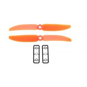 UL22601 1paire 5x3  plastique CW et CCW
