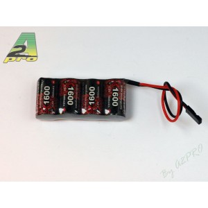 PACK Rx S 4.8V/EP-1500UV FUTABA