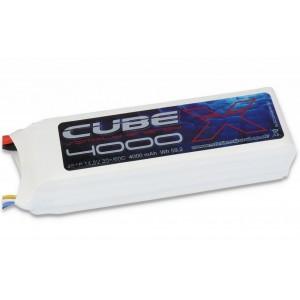 SLS X-CUBE 4000MAH 4S1P 14,8V 30C/60C