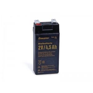 Batterie Graupner Plomb 2V 4500mAh