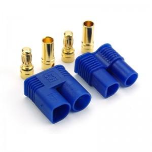 Connecteurs dorés EC3 - Mâle et Femelle (2 paires)