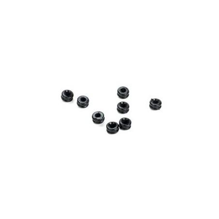 B120SR -Caoutchoucs de fixation bulle